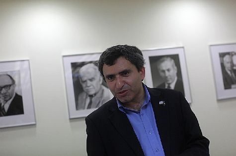 Likud MK Ze'ev Elkin has been appointed to chair the Knesset Foreign Relations and Defense Committee.