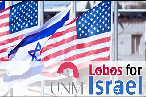 Lobos for Israel - University of New Mexico