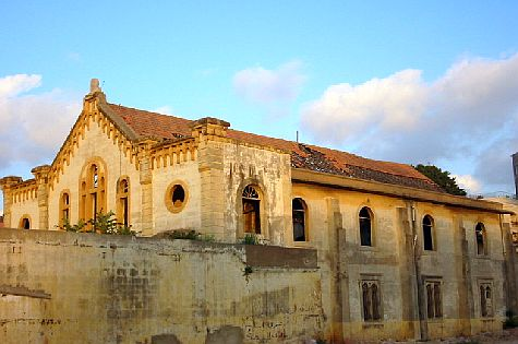 The Magen Avraham Synagogue in Beirut, Lebanon.