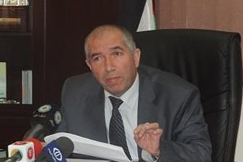 Daoud Zaatari Mayor of Arab Hebron