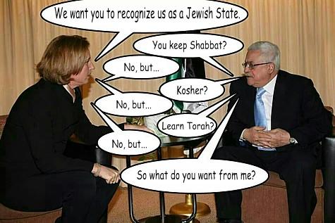 Livni and Jewish State