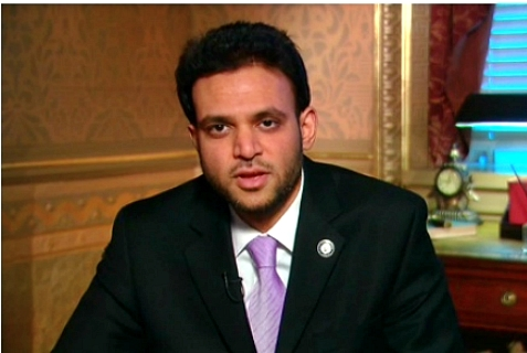 US Special Envoy to the Organization of Islamic Cooperation Rashad Hussain.