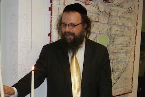 New Krakow Chief Rabbi  Boaz Pash