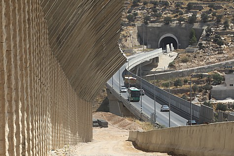 Gush Etzion Tunnel Road