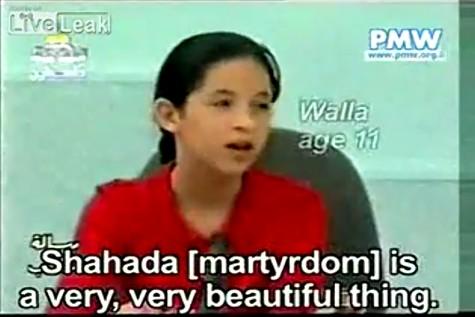 11 year old Shahida