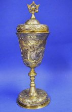 Passover Cup, Russian, 18th century