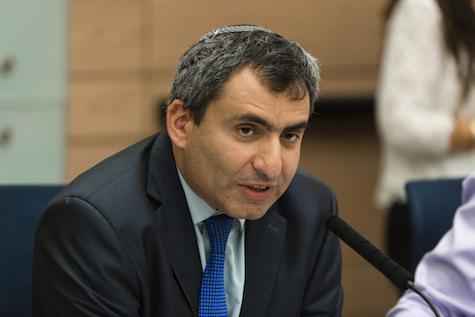 MK Zeev Elkin