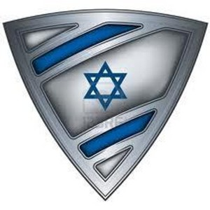 Israel Shield Logo