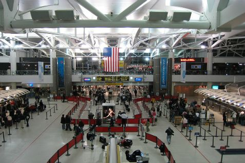 JFK Airport, NY