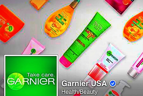 Garnier USA disassociated itself from its products being given to female IDF soldiers.