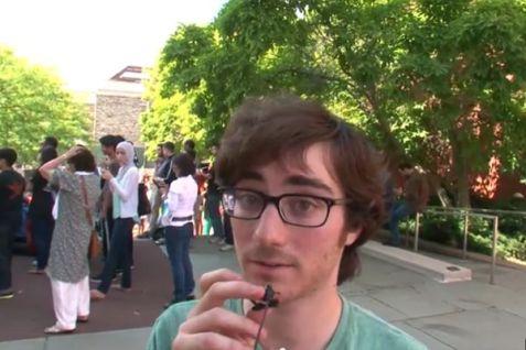 Guy at Princeton