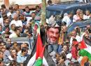 Pro-Hezbollah Rally in Sakhnin, Israel