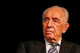 Israel's Ninth President, Shimon Peres