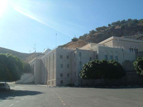 Yitro's Tomb