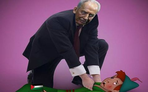 French senator says images of Israeli leaders killing Disney characters is not anti-anti-Semitic.