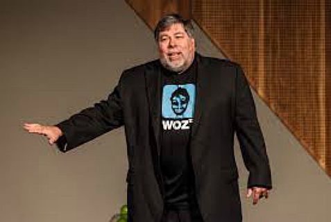 Apple co-found Steve Wozniak is visiting Israel this week for an education conference.