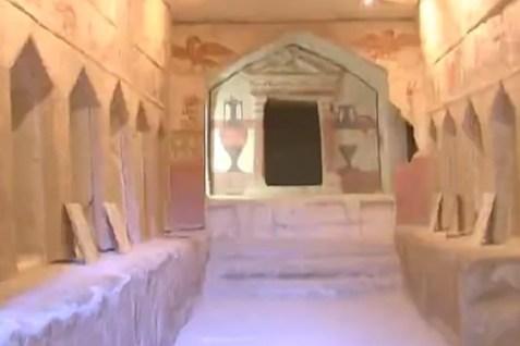 Beit Guvrin Chamber