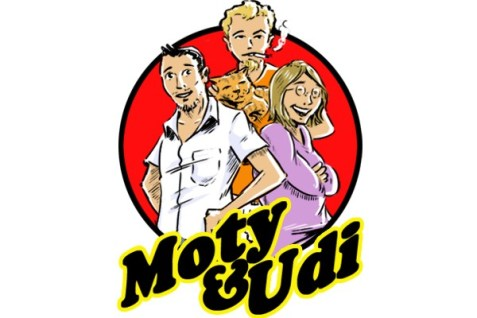 Moty and Udi Logo