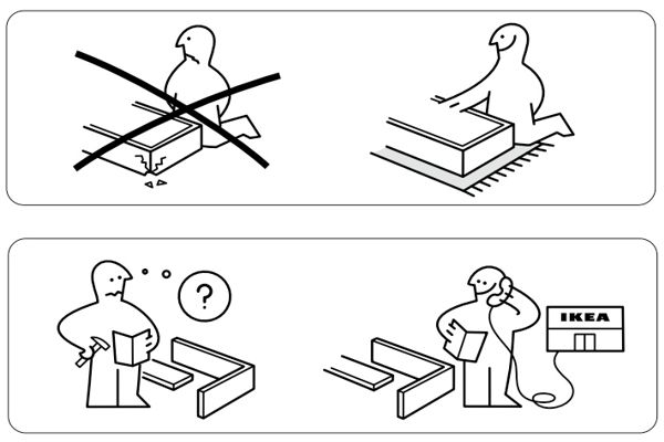 Ikea Instruction
