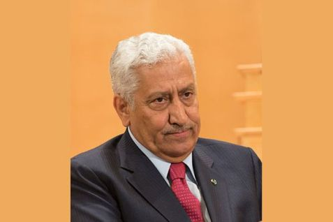 Jordanian Prime Minister, Abdullah Ensour