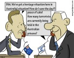 Australian Terrorist and Prisoners