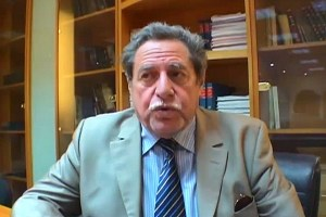 Sammy Ghozlan, president of the French Bureau for National Vigilance Against Anti-Semitism
