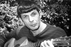 """Actor Leonard Nimoy in 1967, who was best known for his role as Mr. Spock in the iconic 1960s television series """"Star Trek,"""" passed away at age 83 on Friday, Feb. 27, 2015."""