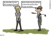 golf passover