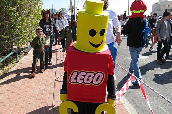 Lego in Maaleh Adumim.