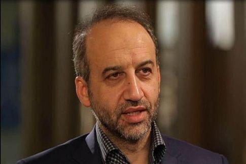Islamic Republic of Iran Broadcasting Organization President Mohammad Sarafraz.