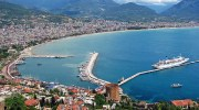 Alanya on Turkey's Turquoise Coast