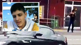Munich shooter Ali David Sonboli / Photo credit: Twitter
