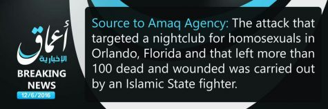 Amaq News Agency - ISIS Claim English