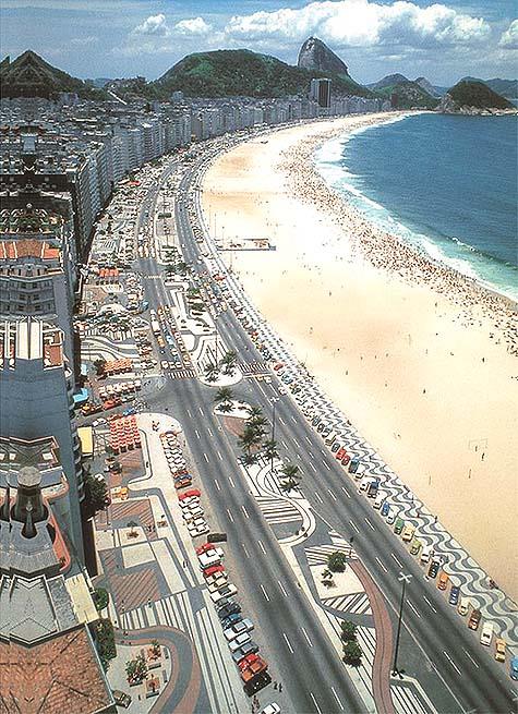 Avenida Atlântica, Copacabana, Rio de Janeiro / Source: http://burlemarx.com.br