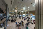 Ben Gurion Airport Arrivals Hall