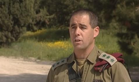 Col. Nimrod Aloni