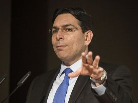 Israeli Ambassador to the UN, Danny Danon