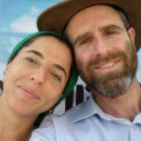 "Daphna Meir HY""D and her husband"