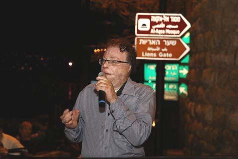 Jerusalem Deputy Mayor Dov Kalmanovich / Photo credit: Gershon Elinson