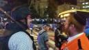 United Hatzalah chief Eli Beer at terror scene in Jerusalem.