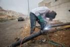 Building in Judea and Samaria