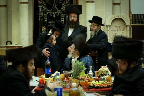 Stropkov Tu B'Shvat Seder