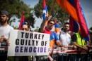 Armenian Protest