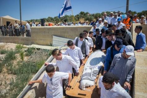 Irving Moskowitz Funeral