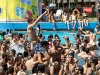 """""""Lone Soldiers' at Israel's largest water park for  Fun Day."""