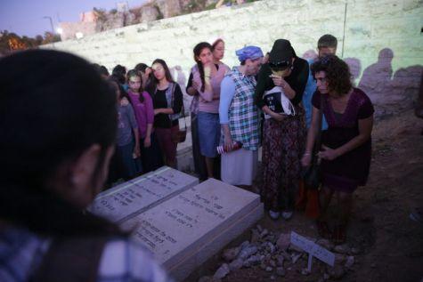 Hallel Ariel Funeral 12