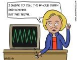 Hillary Oath of Office