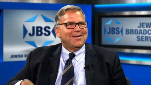 JFNA president Jerry Silverman
