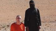 Jihadi John with his victim