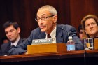 John Podesta testifies before a Senate Committee